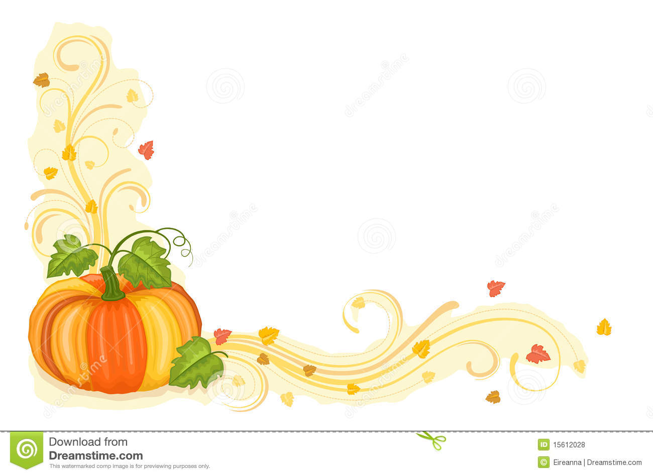 Harvest Border Clipart - Clipart Suggest