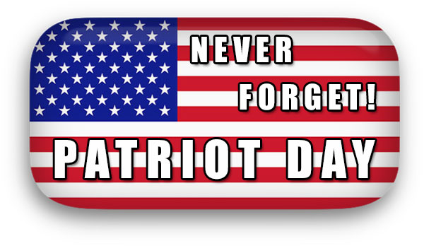Patriot Day Clipart And Graphics   9 11 Remembrance