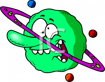 Pluto The Planet Clipart