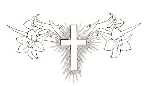 Pretty Cross Clipart