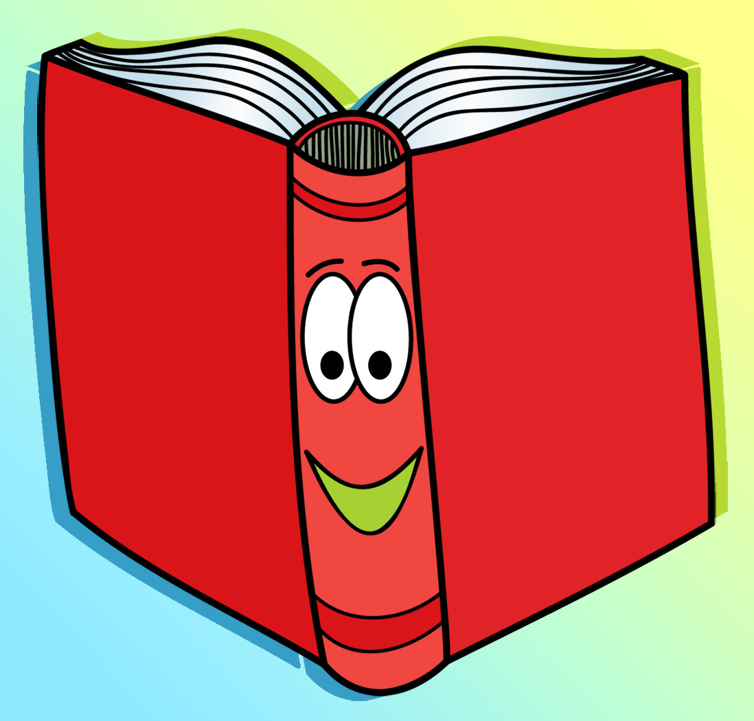 Animated Book Clipart - Clipart Kid