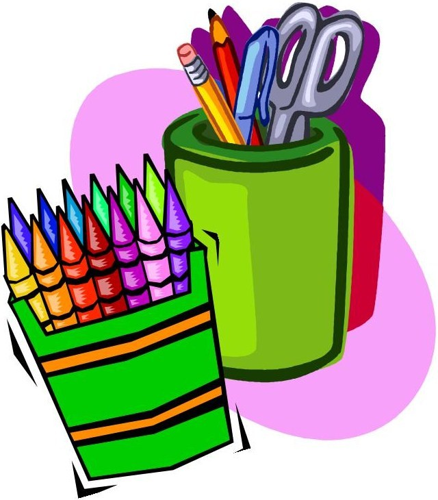 School Supplies List 5th Grade   Clipart Panda   Free Clipart Images