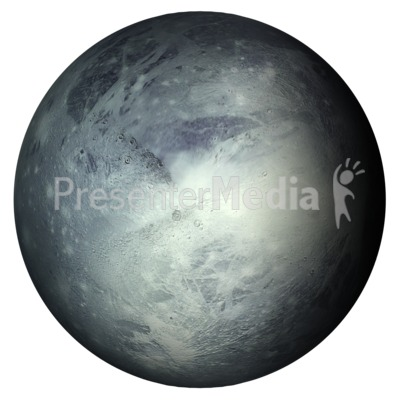 The Planet Pluto   Presentation Clipart   Great Clipart For