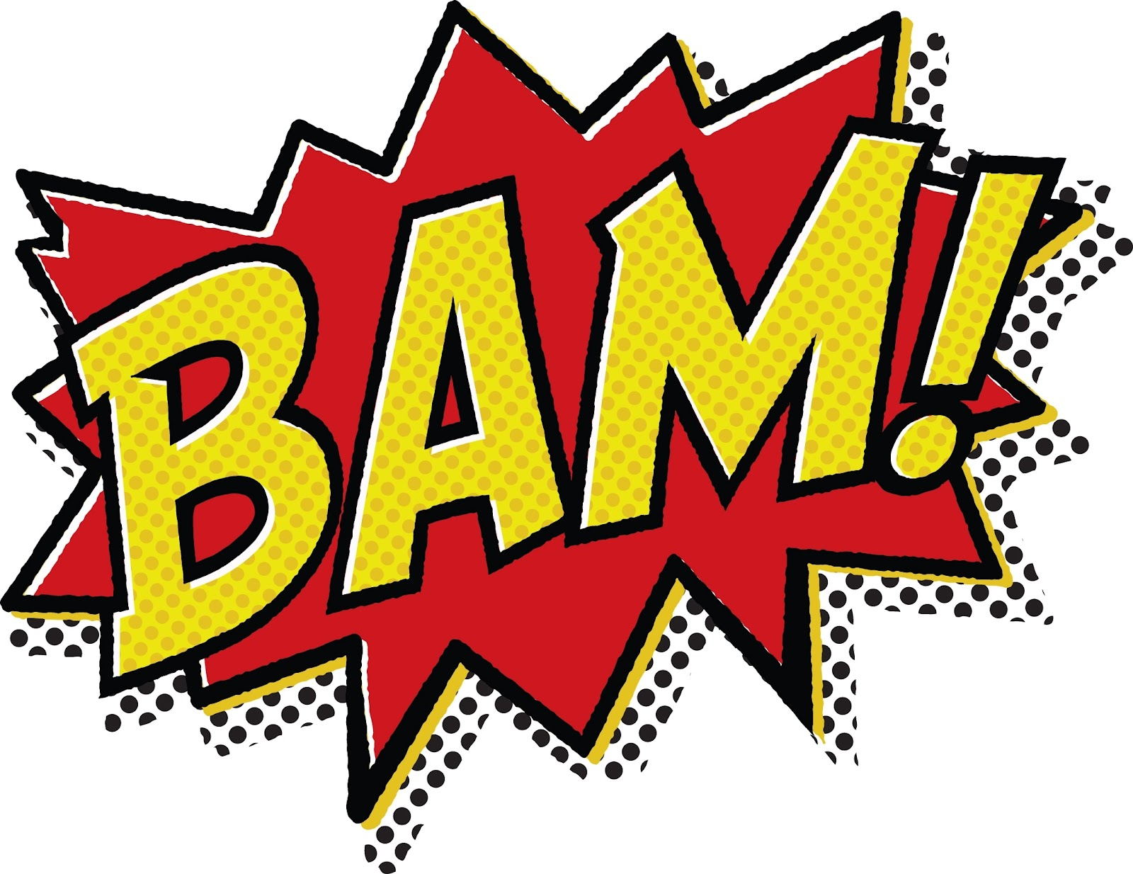 13 Batman Pow Bam Graphics Free Cliparts That You Can Download To You