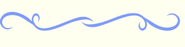 Big Blue Divider Clip Art At Clker Com   Vector Clip Art Online