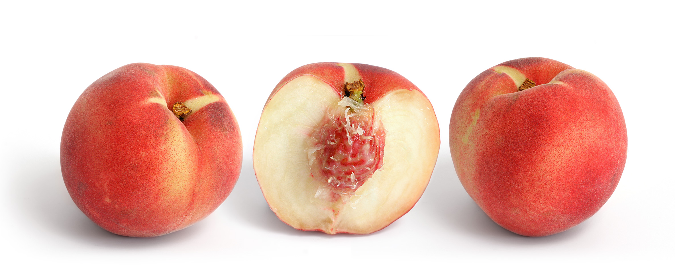 Description White Peach And Cross Section Jpg