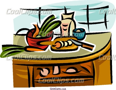 Kitchen Counter Clipart   Clipart Panda   Free Clipart Images
