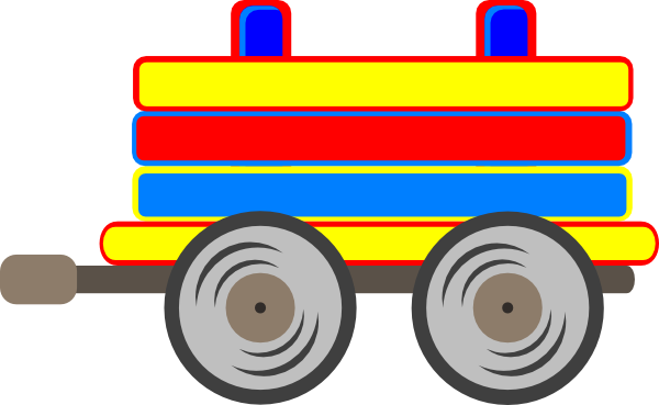 vector clipart train - photo #27