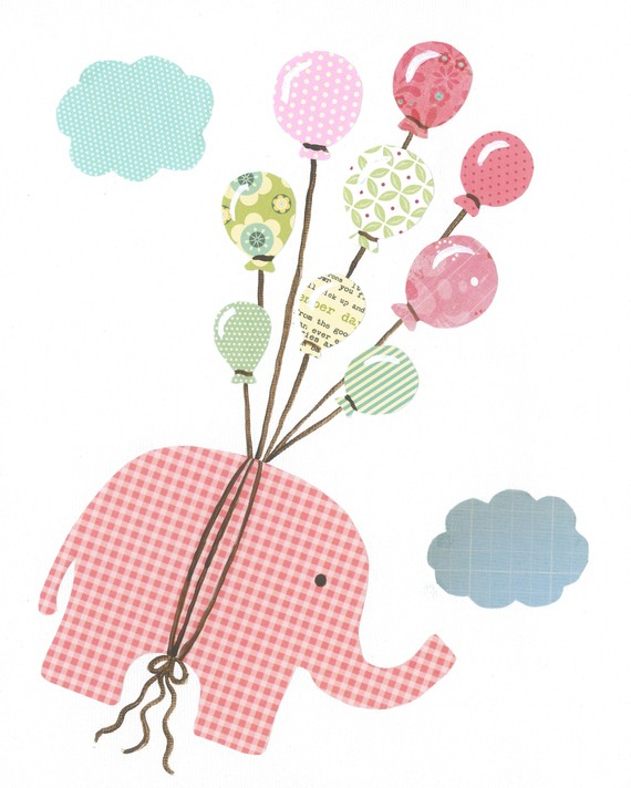 Nursery Wall Art Ref Sr List 4 Ga Search Query Pink Elephant Nursery