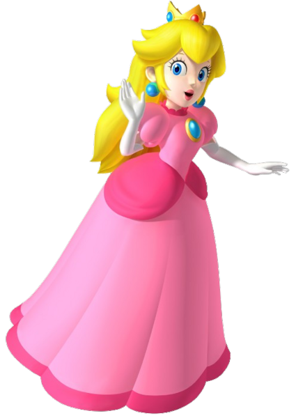 Princess Peach Toadstool Is The Princess Of The Mushroom Kingdom Peach