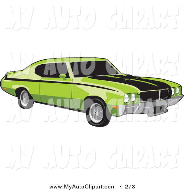 Muscle Car Clip Art Muscle Car Vector Art Free