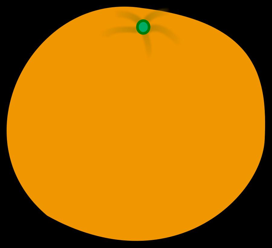 Orange Slice Clipart - Clipart Suggest