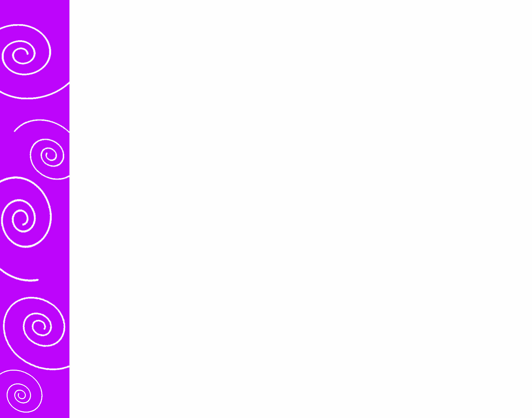 Purple Swirls Border Clipart - Clipart Suggest