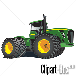 Related Tractor Cliparts