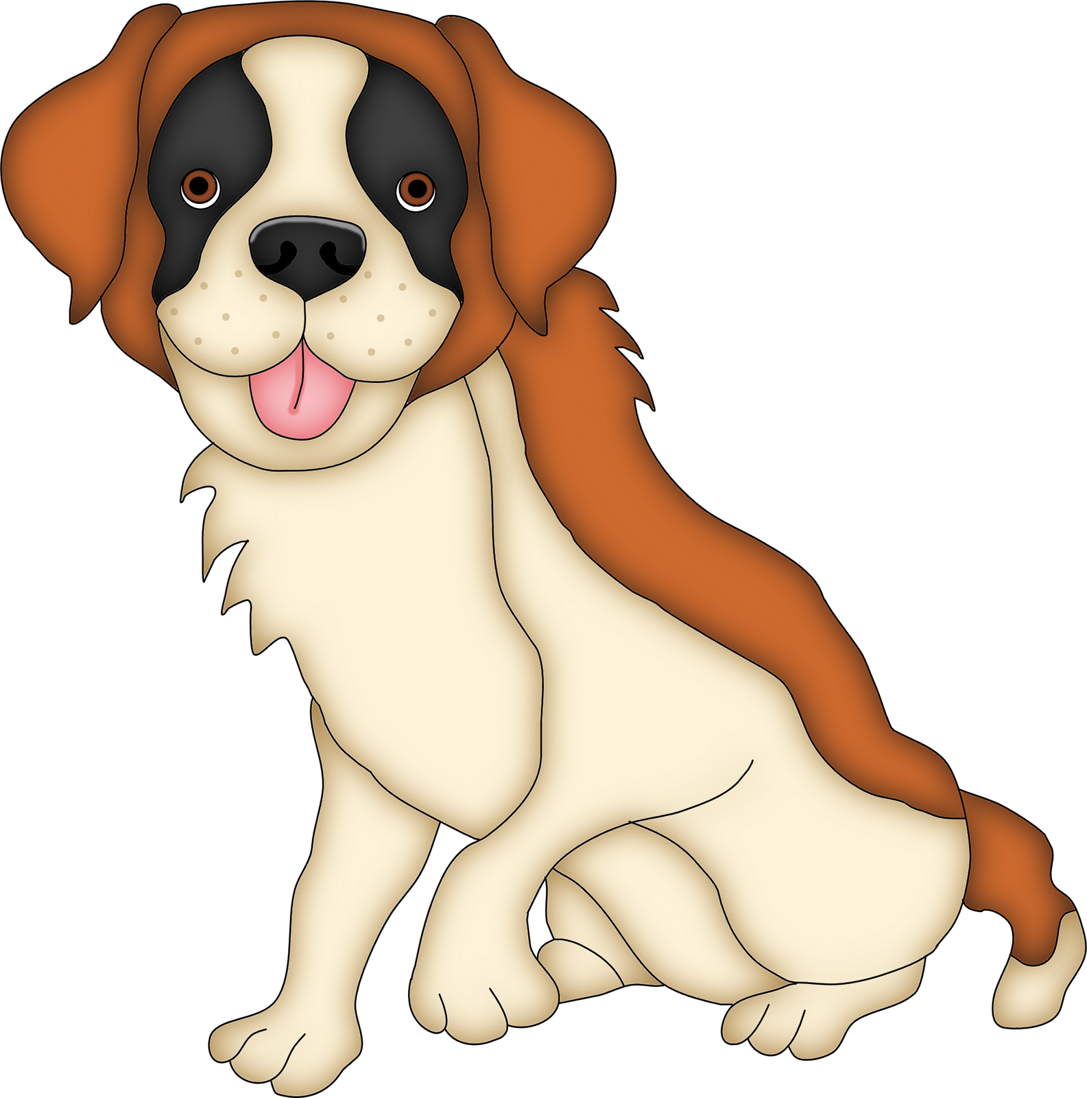 Use My New 80s Clipart And St Bernard Clip Art Feel Free To Request