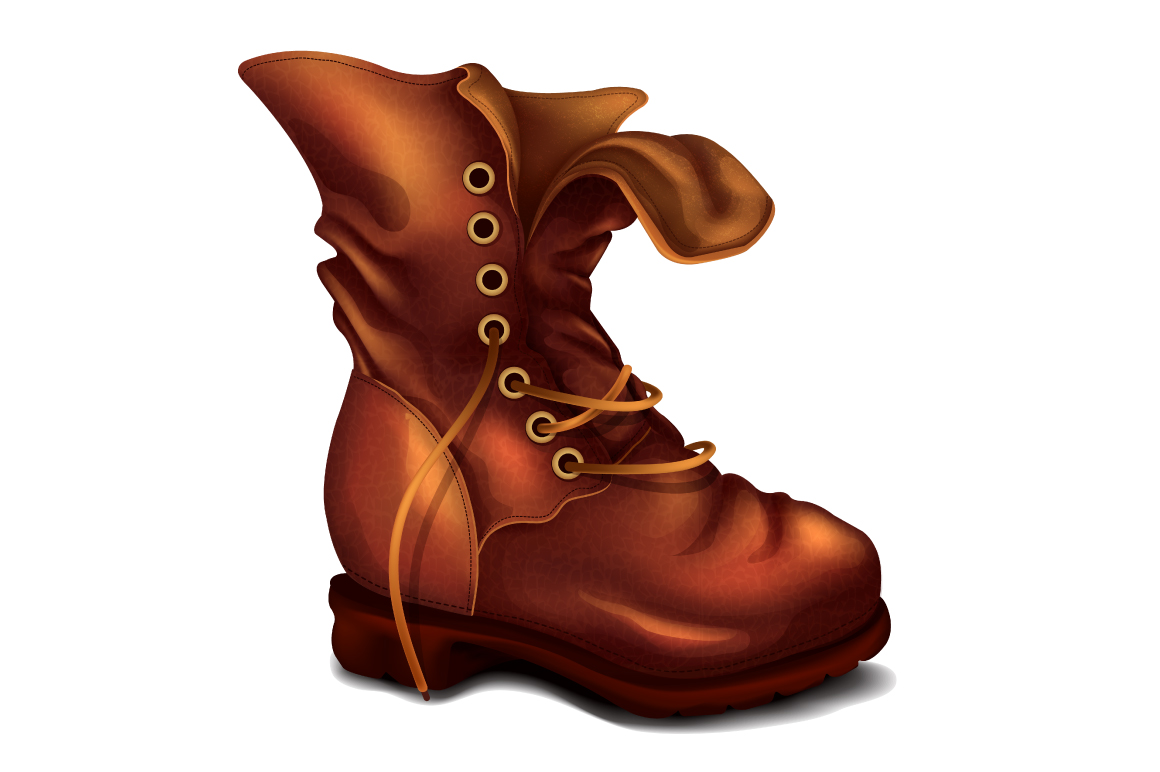 Work Boot Clip Art Old Boot O Jpg 1391542125