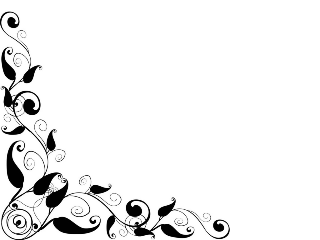 12 Black And White Border Template   Free Cliparts That You Can