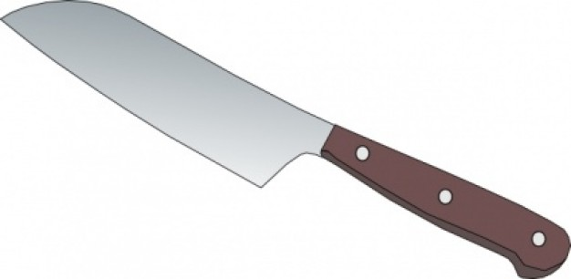 Kitchen Knife Clipart - Clipart Suggest