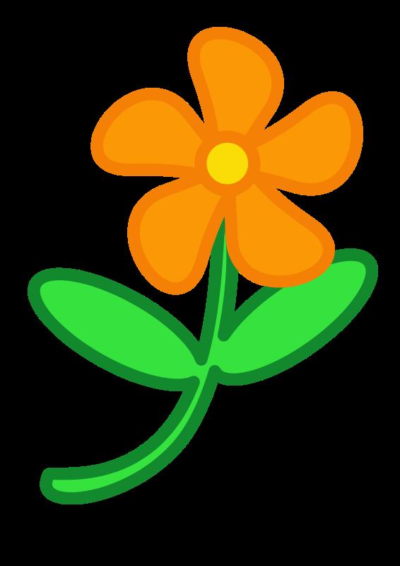 Free Simple Flower Clip Art #BiuSEk - Clipart Kid