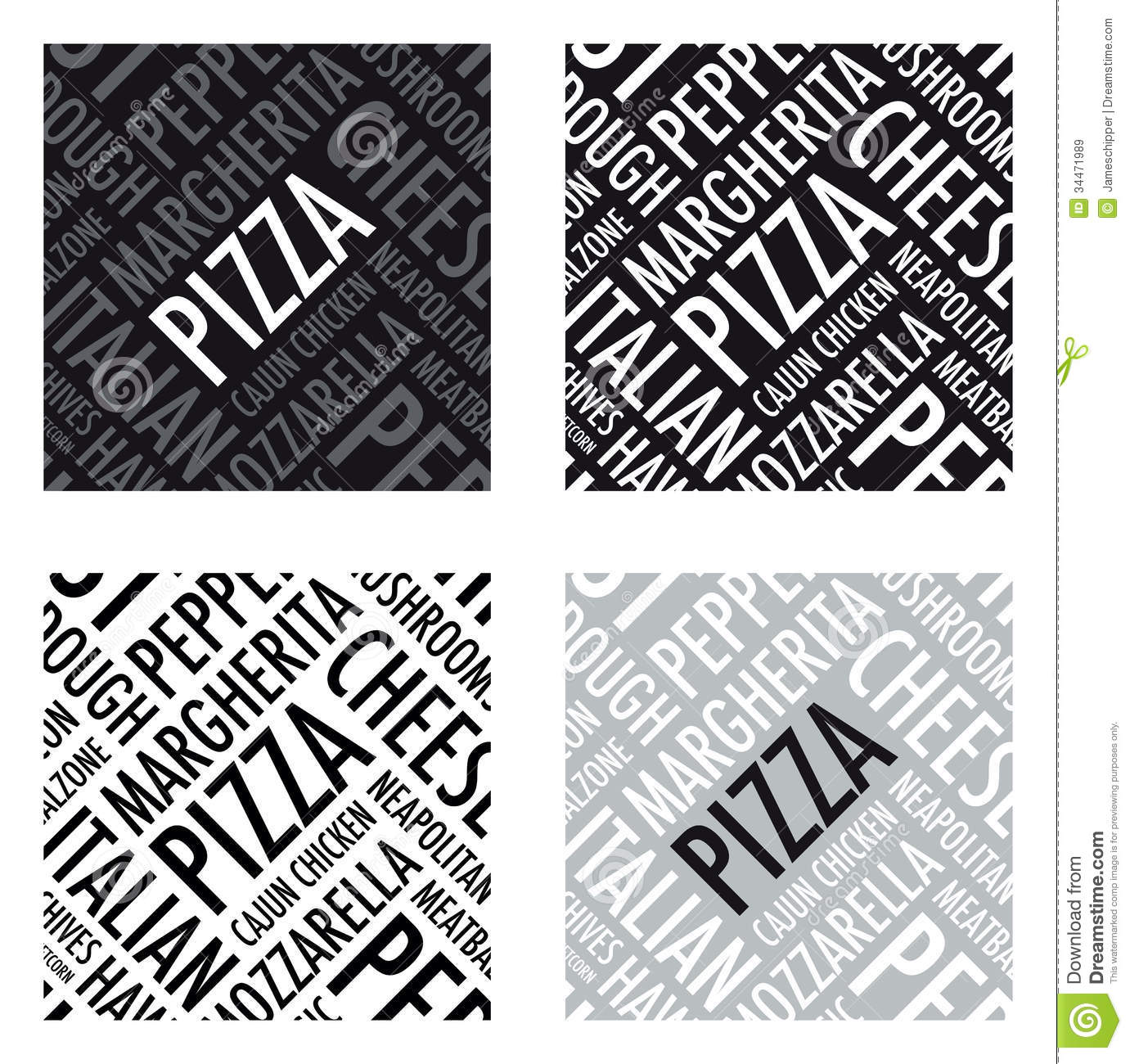 Go Back   Images For   Pepperoni Pizza Clipart Black And White