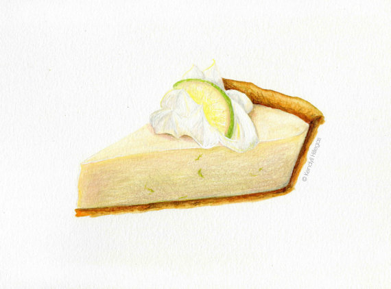 Key Lime Pie   Butterfly Mind