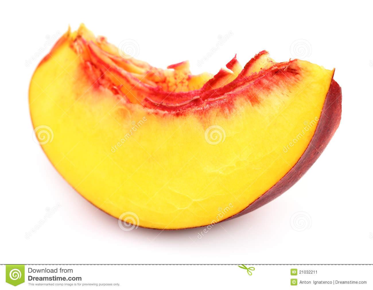 Peach Slice Clipart Peach Peach Slice Cli #Up58Ry ...