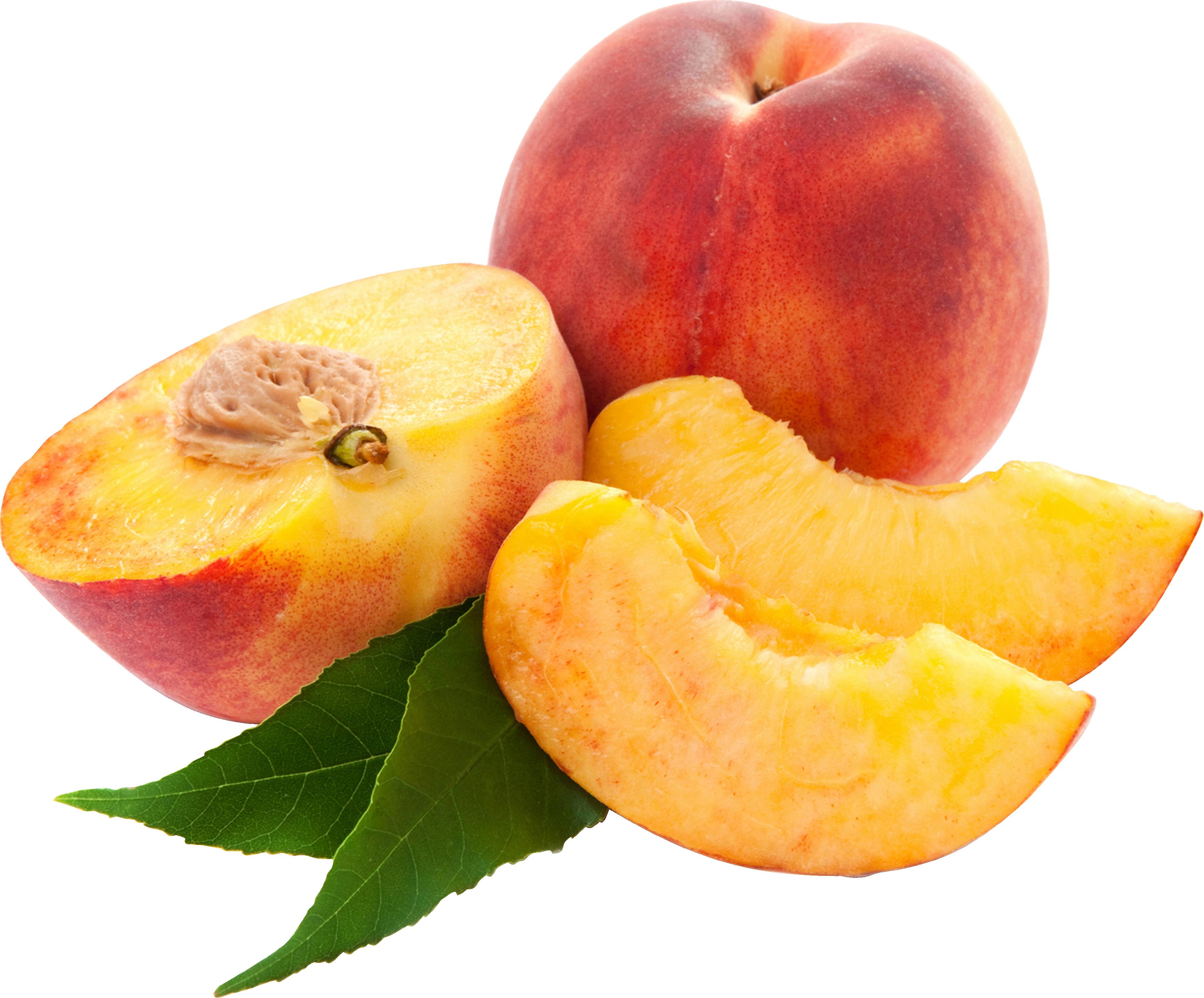 Peach Fruit Border Clipart - Clipart Suggest