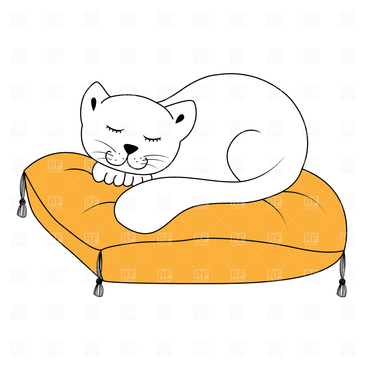 Pillow 20clipart   Clipart Panda   Free Clipart Images