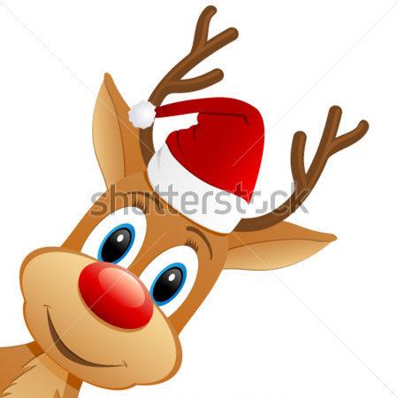 reindeer face clipart clipart suggest. Black Bedroom Furniture Sets. Home Design Ideas