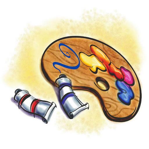 Dibujo Paleta Colores Para Imprimir Imagenes Y Dibujos Para Imprimir