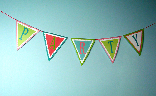Free Pennant Banner Clipart   Downloadable Pdf   Bramble Berry  Soap