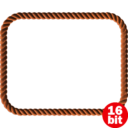 Nautical Rope Border Clipart - Clipart Suggest