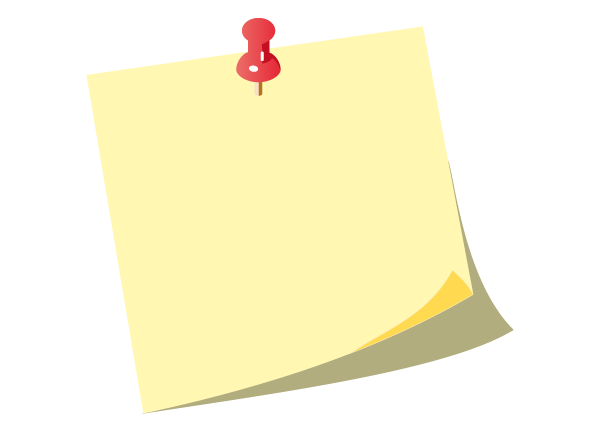 post it note clipart clipart suggest post it note vector art post it note vector art