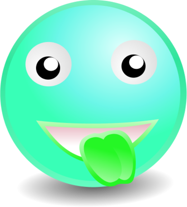 Related Pictures Vector Clipart Of A Laughing Smiley Face
