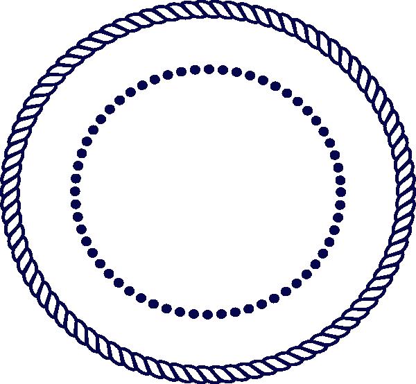 Rope Border Clip Art At Clker Com Vector Clip Art Online Royalty