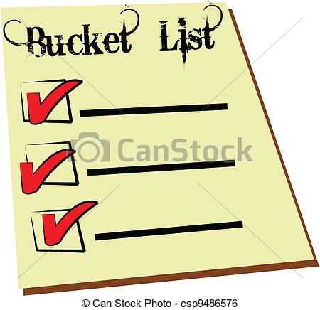 Clip Art Bucket List Clipart - Clipart Kid