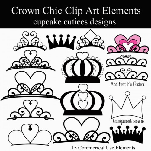 how to make a law tiara