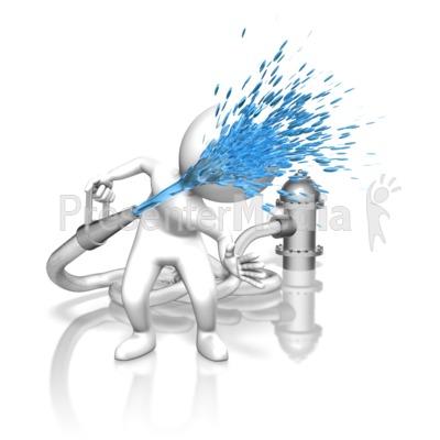 Water Spray Clip Art