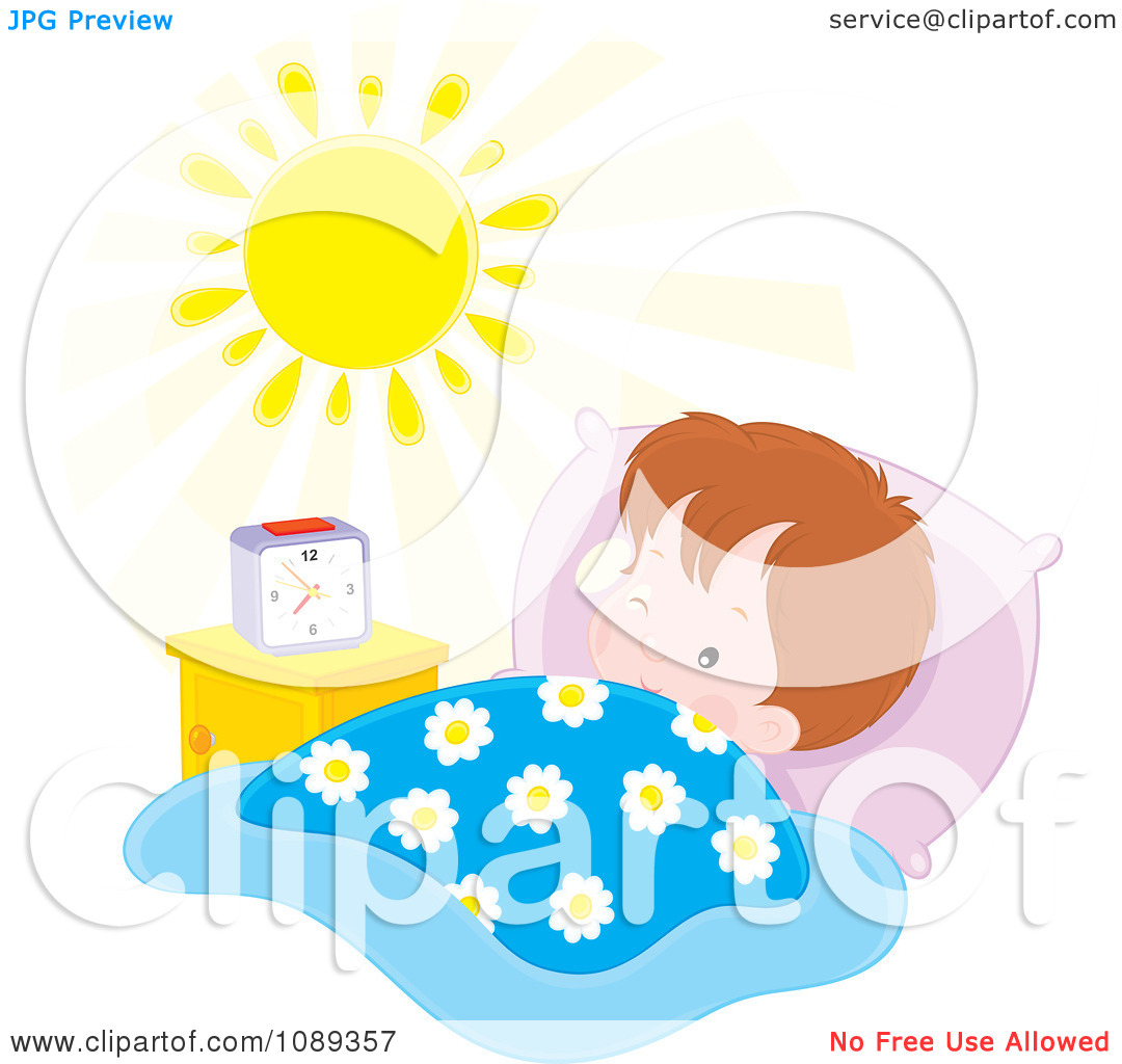 Getting Out Of Bed Clipart Boy Getting Out Of Bed Clipartclipart Boy