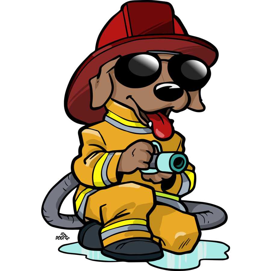 Fire Fighter Clipart - All About Clipart