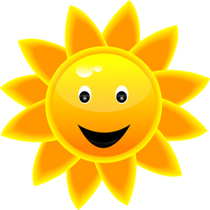 Sunshine Clip Art Images Sunshine Stock Photos   Clipart Sunshine