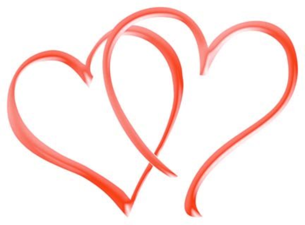 Wedding Heart Clip Art