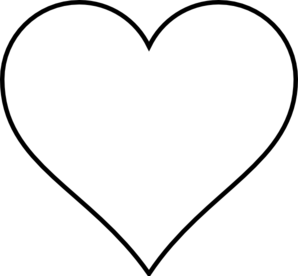 Wedding Hearts Clipart Black And White   Clipart Panda   Free Clipart