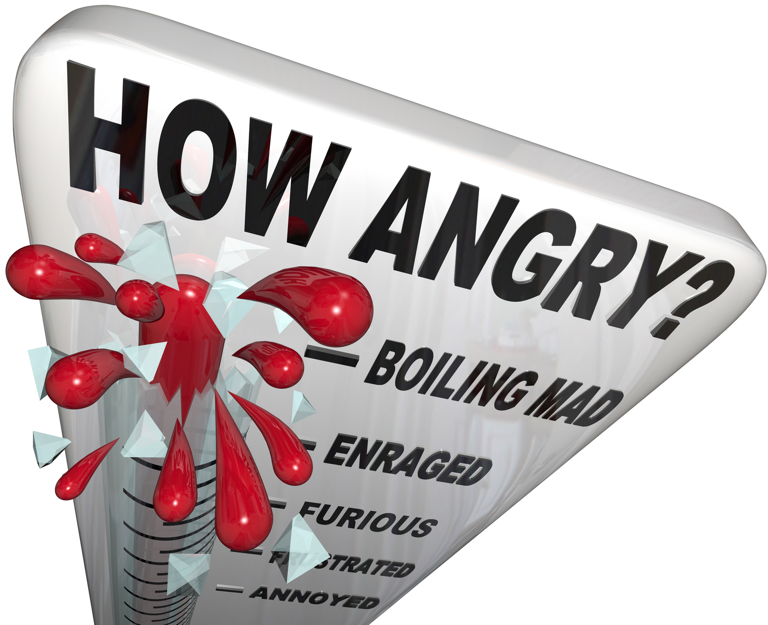 Emotions Such As Fear Anger Grief And Many Others Can Negatively