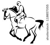 Clip Art Black And White Kentucky Derby Clipart - Clipart ...