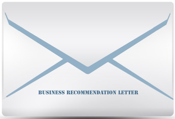 Letters Of Recommendation Clipart Business Recommendation Letter
