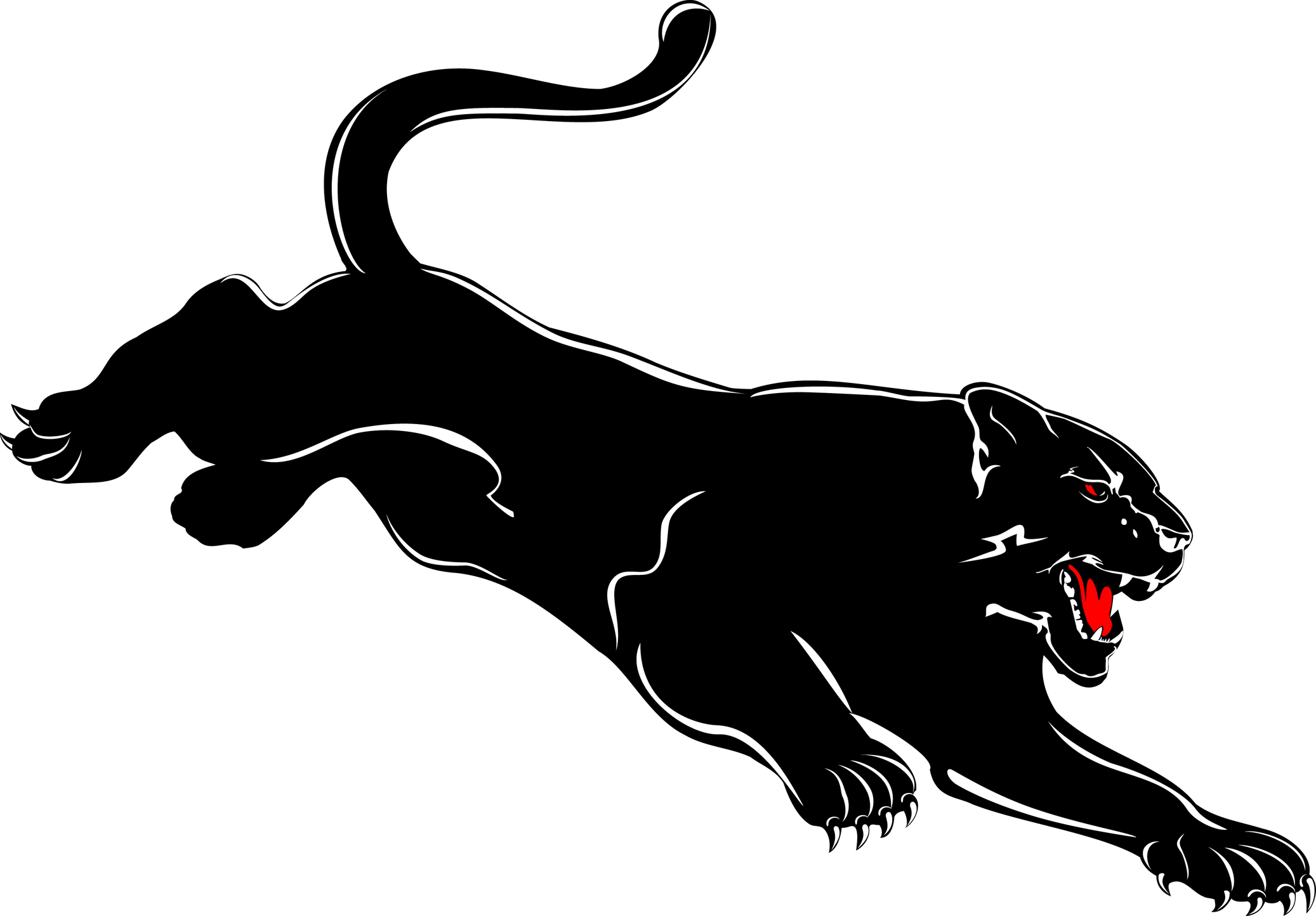 Panther Claws Clipart - Clipart Kid