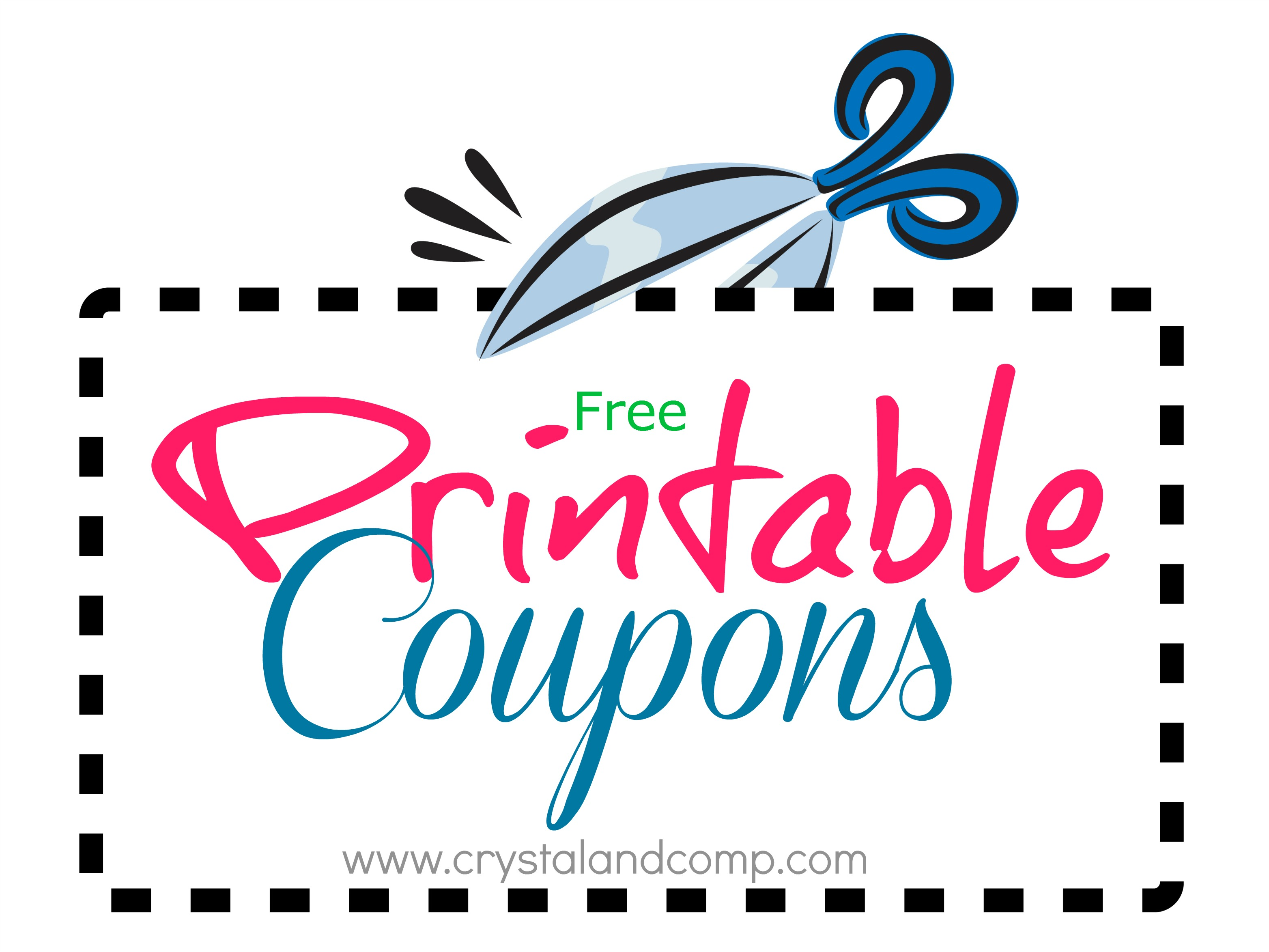 Printable Online Coupons  How To Save Money On Grocery Store Items