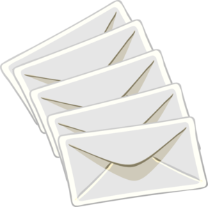 New Messages Clipart