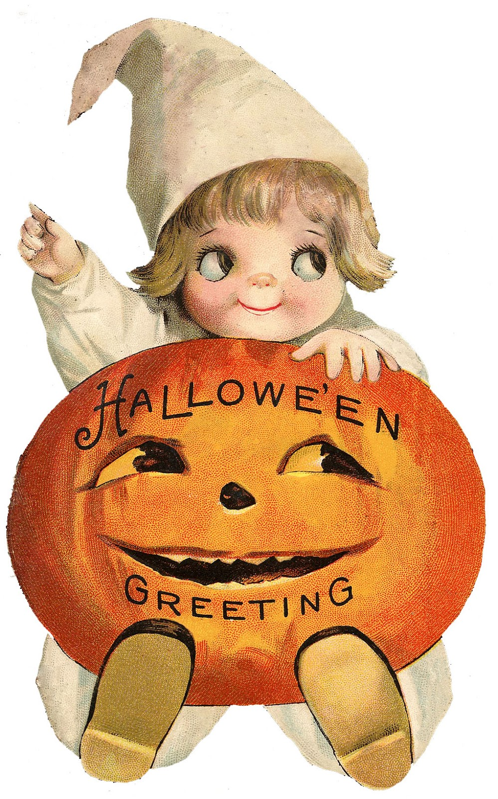 Vintage Pumpkin Clipart - Clipart Suggest